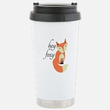 Hey Foxy Travel Mug