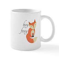 Hey Foxy Mugs