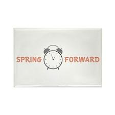 Spring Forward Magnets