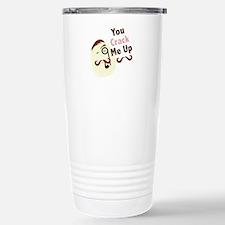 Crack Me Up Travel Mug