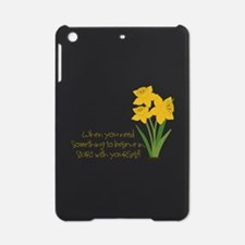 Something To Believe iPad Mini Case