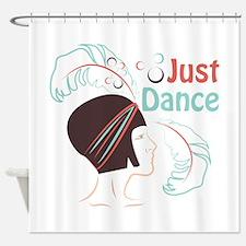 Just dance Shower Curtain