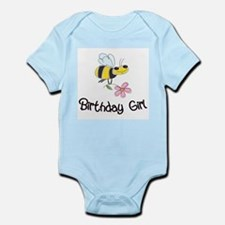 Bee Birthday Girl - Infant Bodysuit