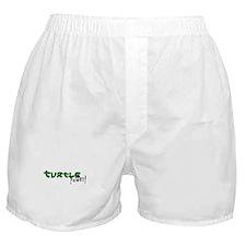 Cute Ninja turtle Boxer Shorts