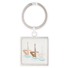 Synchronized Swimming Keychains