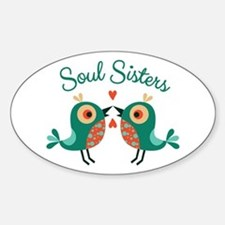 Soul Sisters Decal