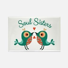Soul Sisters Magnets