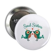 "Soul Sisters 2.25"" Button (10 pack)"