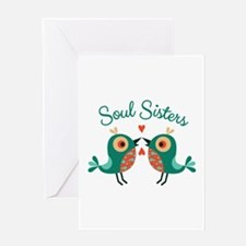 Soul Sisters Greeting Cards