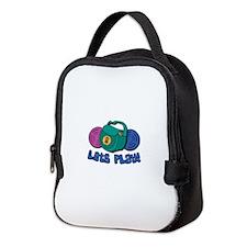 Lets Play Neoprene Lunch Bag