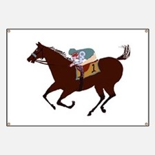 The Racehorse Banner