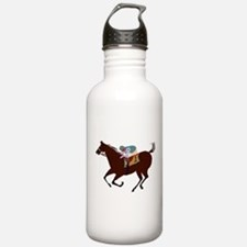 The Racehorse Water Bottle