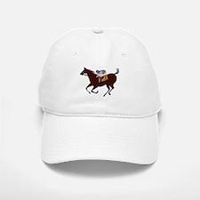 The Racehorse Baseball Baseball Baseball Cap