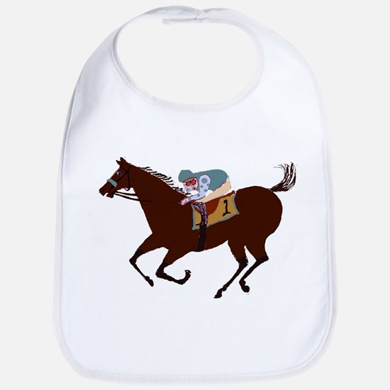 The Racehorse Bib
