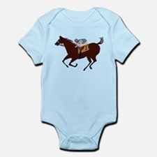 The Racehorse Body Suit