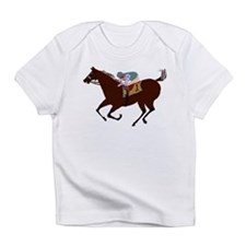 The Racehorse Infant T-Shirt