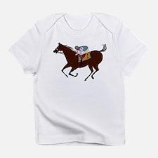 The Racehorse Infant T-Shirt
