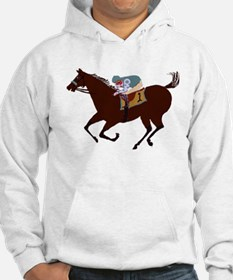 The Racehorse Hoodie