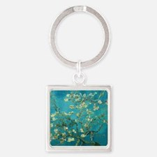 Vincent Van Gogh Blossoming Almond Tree Keychains