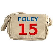 Foley 15 Messenger Bag