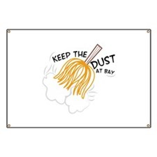 Dust At Bay Banner