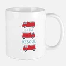 To The Rescue Mugs