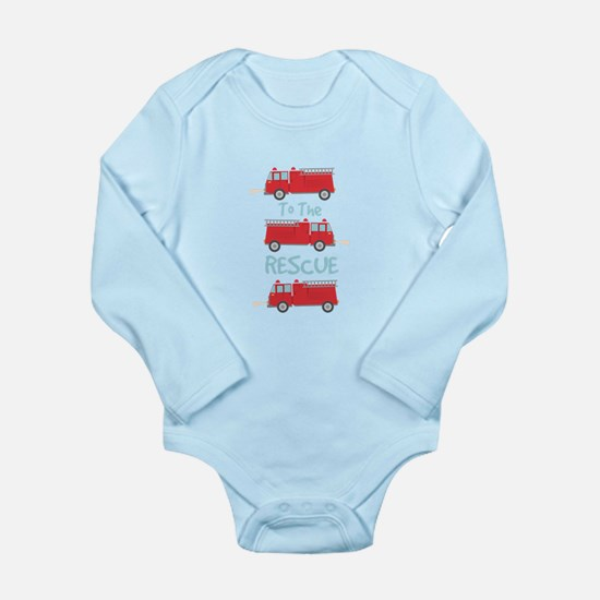 To The Rescue Body Suit