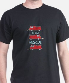 To The Rescue T-Shirt