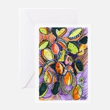 Fruit Of Passion Greeting Card