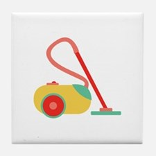 Vacuum Cleaner Tile Coaster