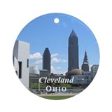 Cleveland ornament Ornaments