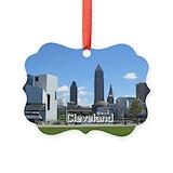 Cleveland ornament Ornaments