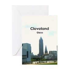 Cleveland Greeting Card