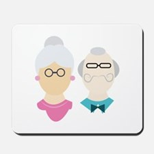 Grandparents Mousepad