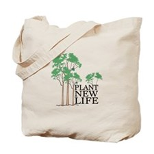 Plant New Life Tote Bag