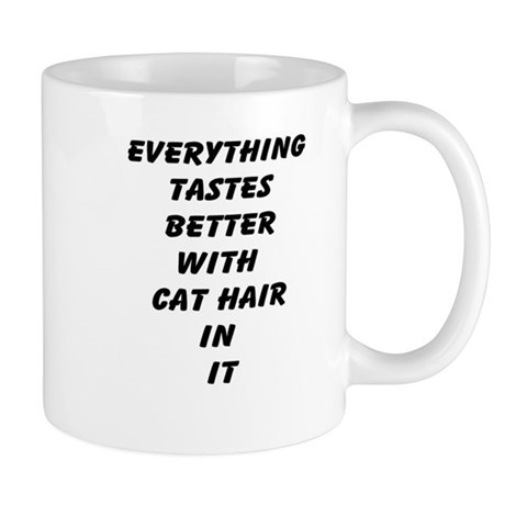 Mug, Everything Tastes Better