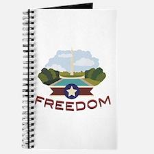 Washington Monument Freedom Journal