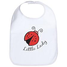 Little Lady Ladybug Bib