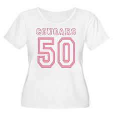 Cougars 50 T-Shirt