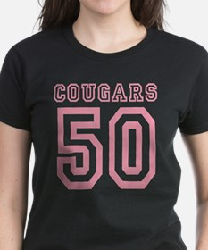 Cougars 50 Tee