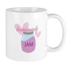 Homemade Jam Mugs
