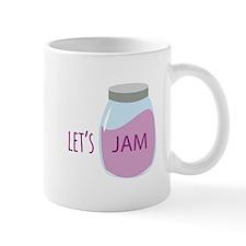 Lets Jam Mugs