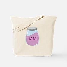 Jam Jar Tote Bag