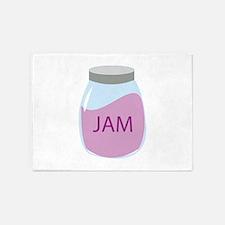 Jam Jar 5'x7'Area Rug
