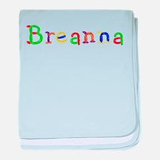 Breanna Balloons baby blanket