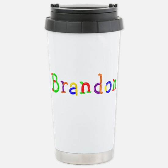 Brandon Balloons Travel Mug
