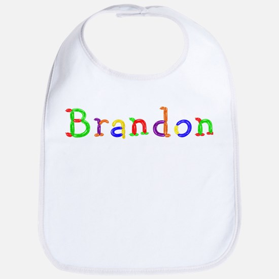 Brandon Balloons Bib