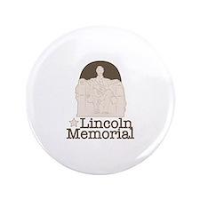 Lincoln Memorial Lincoln Memorial Button