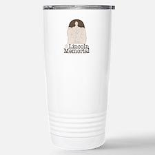 Lincoln Memorial Lincoln Memorial Travel Mug