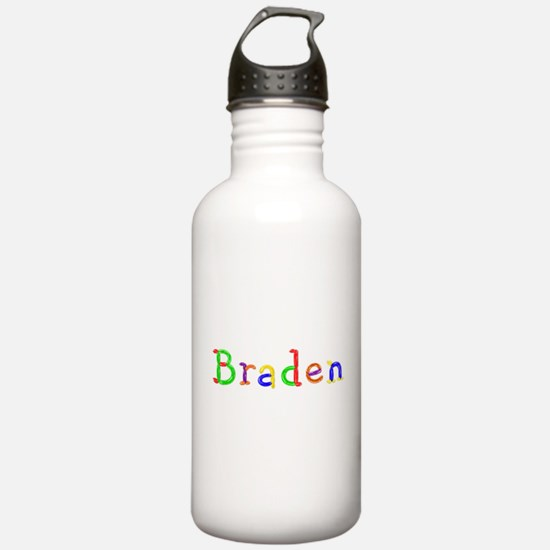Braden Balloons Water Bottle